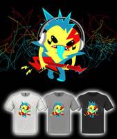 Rockz Monster by monkeypim