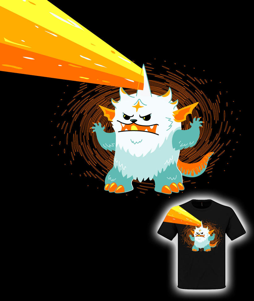 Beam Beam Buster!! by monkeypim
