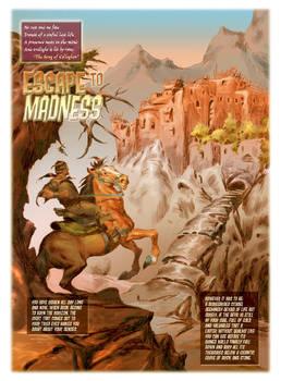 ESCAPE TO MADNESS color 03