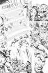 PEACE 2 - pencils by benitogallego