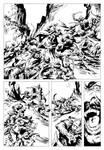 DRACULA SAMPLES - page 1 inks