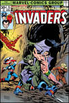 INVADERS 9- COLOR