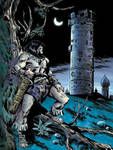 CONAN AND THE TOWER color