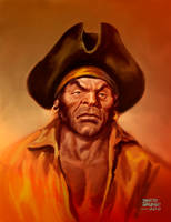 LONG JOHN SILVER by benitogallego