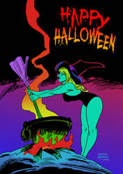 Happy Halloween! by benitogallego