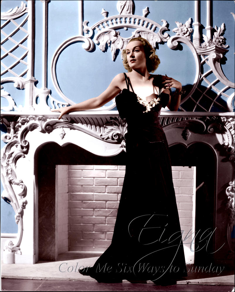 Carole Lombard in Fools For Scandal 1938 by BooBooGBs
