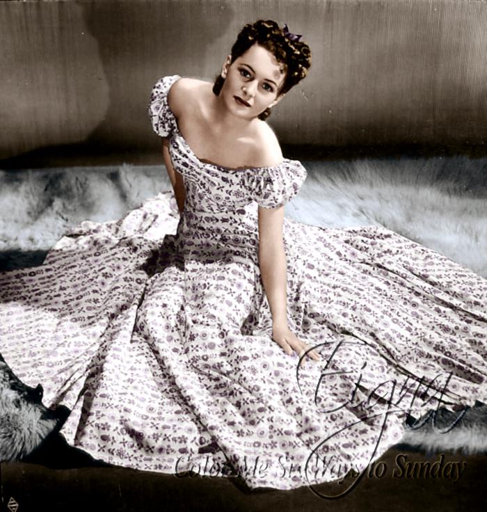 Olivia de Havilland by BooBooGBs