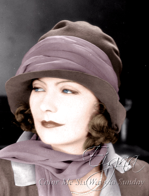 Greta Garbo by BooBooGBs