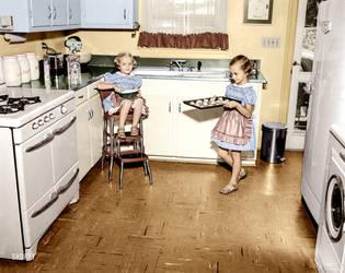 A Fresh Batch 1955 by BooBooGBs