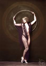 Ziegfeld Girl Teddy Walters by BooBooGBs