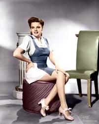 Judy Garland in Ziegfeld Girl (1941) by BooBooGBs