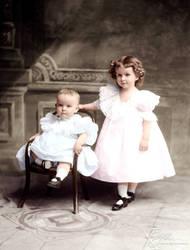 Lester children 1894 by BooBooGBs