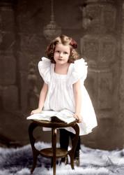 Little Miss Loomis 1894 by BooBooGBs