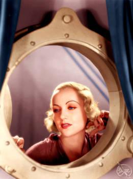 Carole Lombard in No More Orchids (1932)