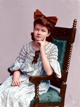Miss Hines 1903
