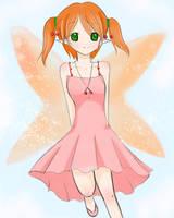 Fairy Cherry by hitori-no-yoru