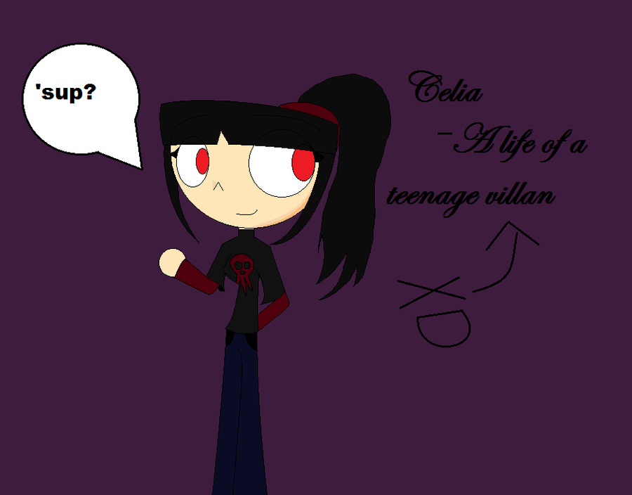 Teen Celia Miamoto by ~CeliaIsAwesome on deviantART