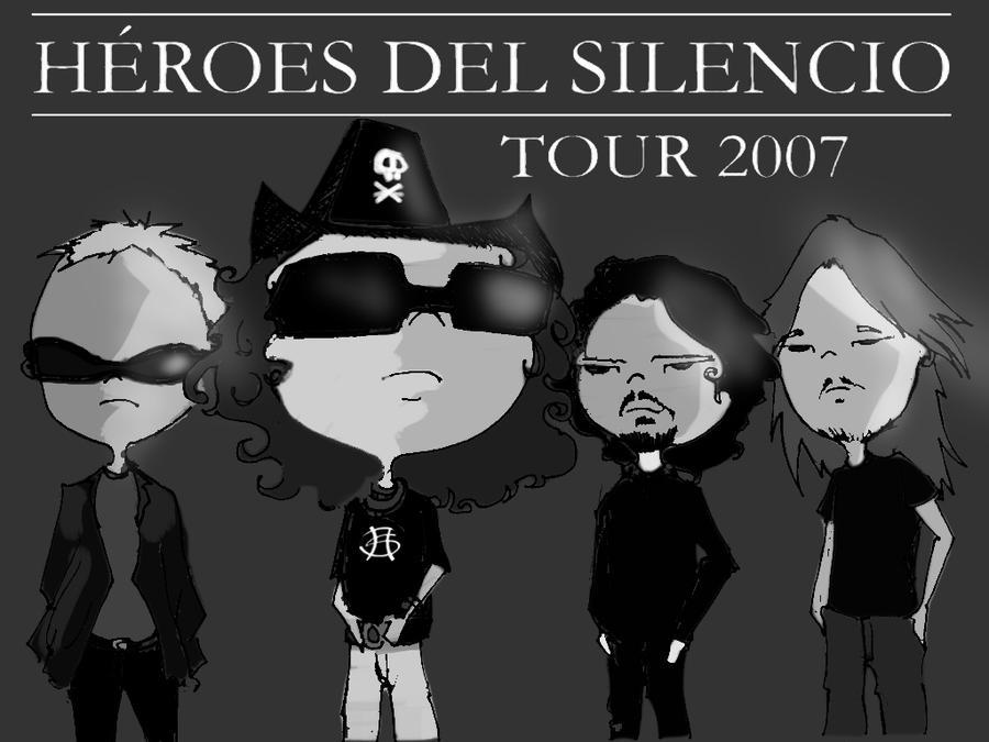 heroes silencio:
