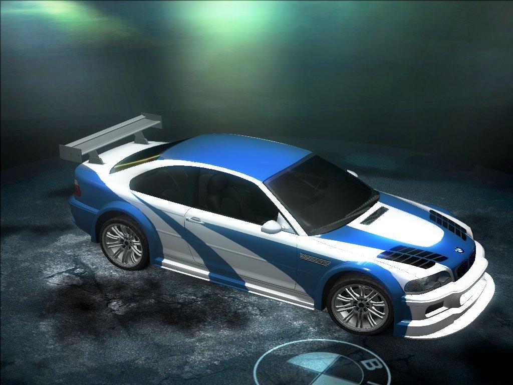 Bmw M3 Gtr Nfs Most Wanted By Racingm3gtr On Deviantart