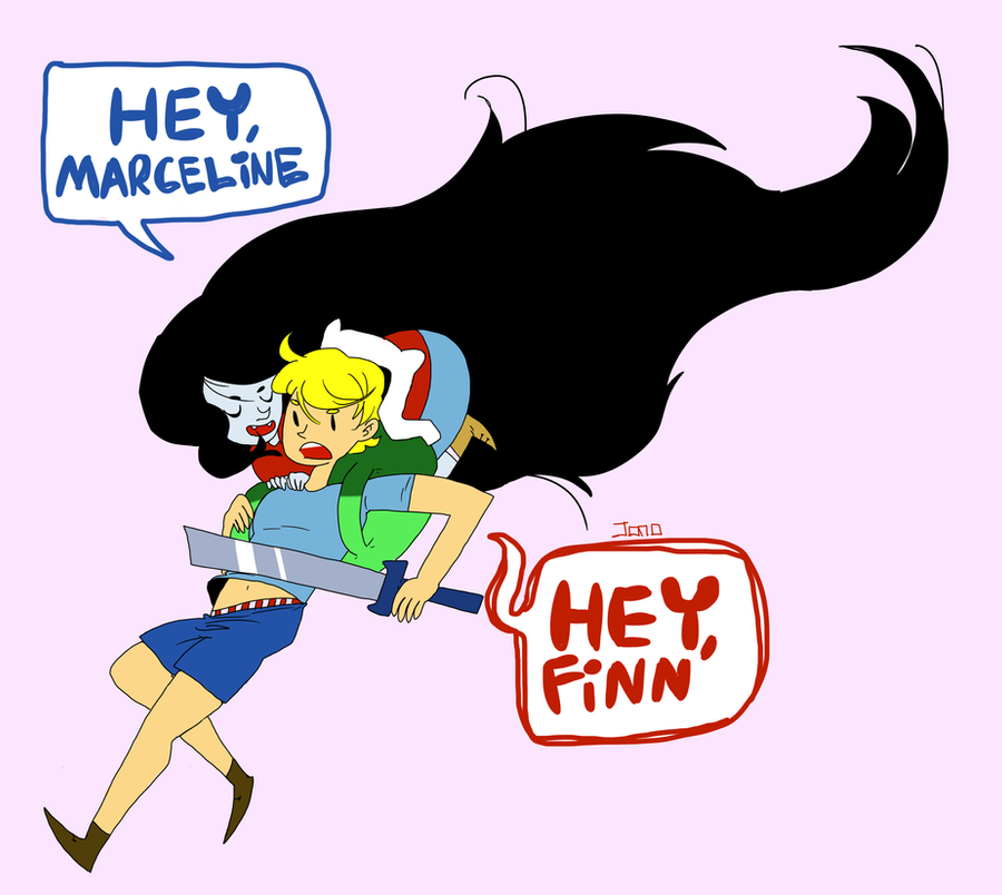 Finn and marceline have a baby fanfiction