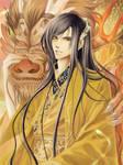 Daiyu and the Dragon
