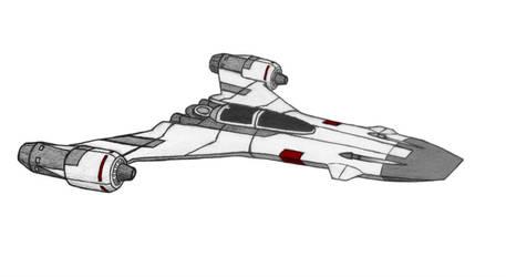 Star Fighter by jelmobu