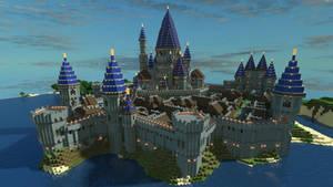 Minecraft Castle 2.0 by jelmobu