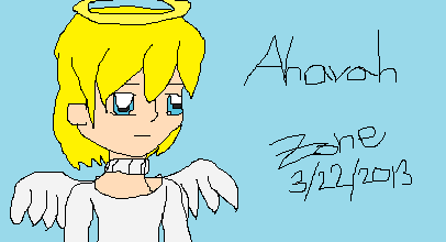 Ahavah (Formally Cupid) by ZoneRobotnik