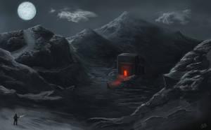 The Fires Ahead by NielsHoyle-Dodson