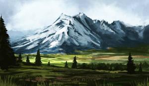 Mountain Heat by NielsHoyle-Dodson