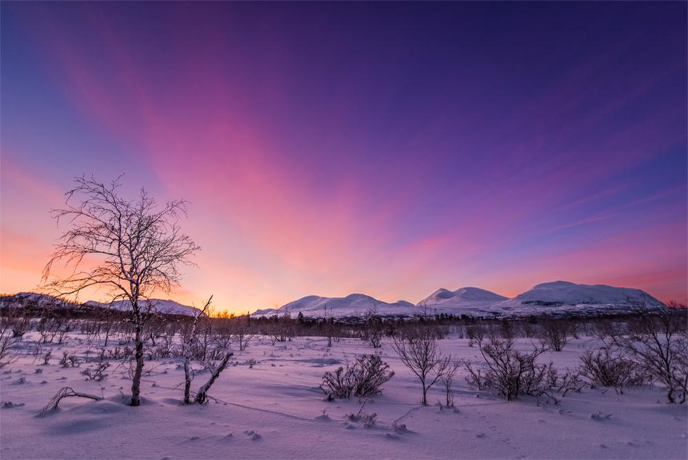 Burning Sky by NicoFroehberg