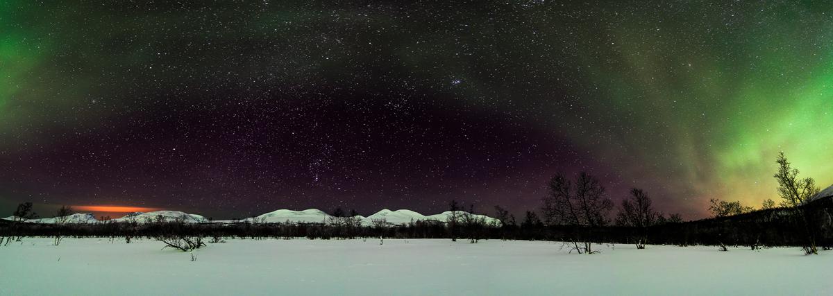 Sky Arc by NicoFroehberg