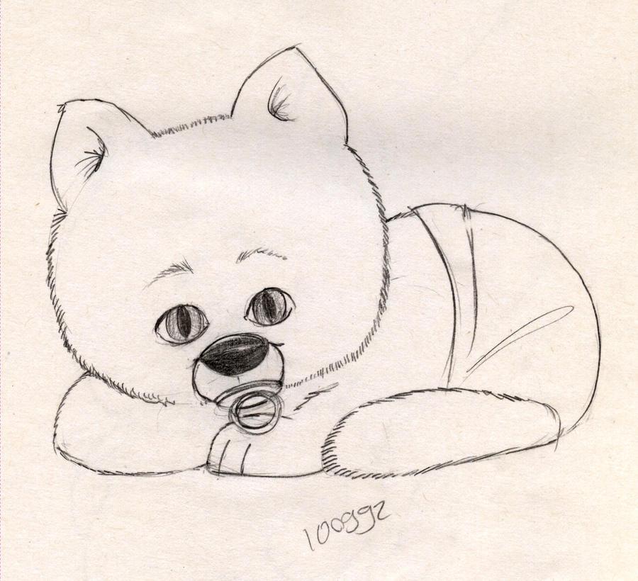 04 Bebe gato by JJFGG
