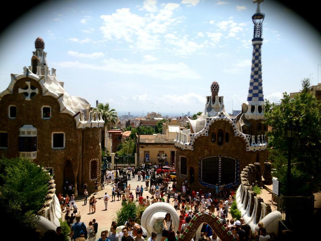 Barcelona Park by danielfang7