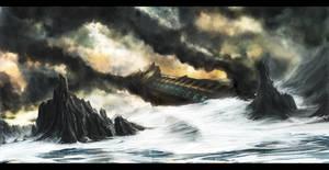 Freightship Crash