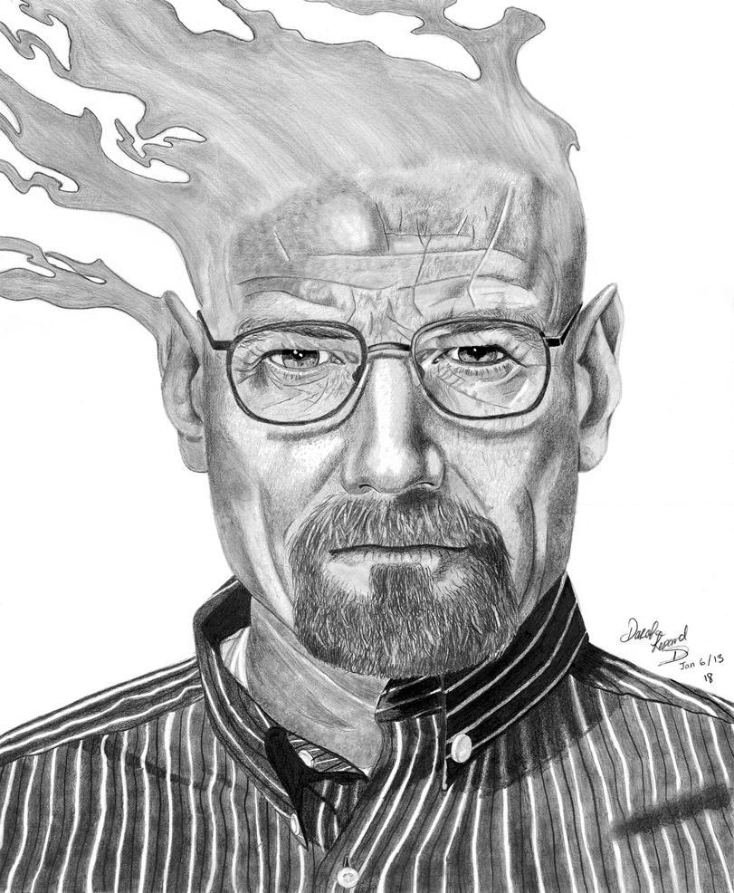 Walter White: Heisenberg by CreativeExistence