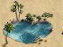 Desert Oisis by RavensMourn
