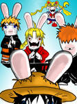 Anime Rabbids