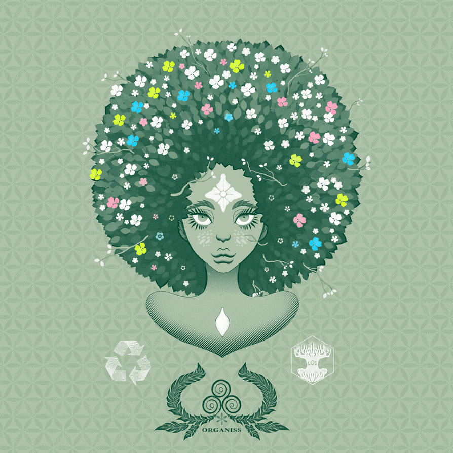 SPRING FRO PALE GREEN (Displate poster)