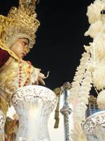 Virgen(Detalle)-Sevilla by heegen