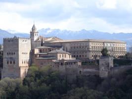 Alhambra by heegen