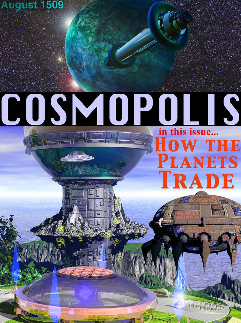 Cosmopolis August 1509
