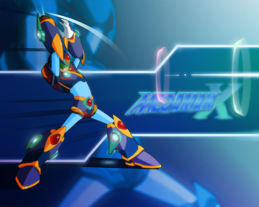 MMX Wallpaper by Asashi-Kami