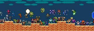 Megaman VS. The World