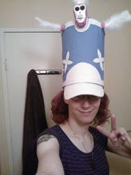 Nonon Jakuzure Hat! by K-Serenade