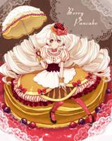 berry pancake by galibo