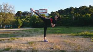 Karate Girl 2021. 3.
