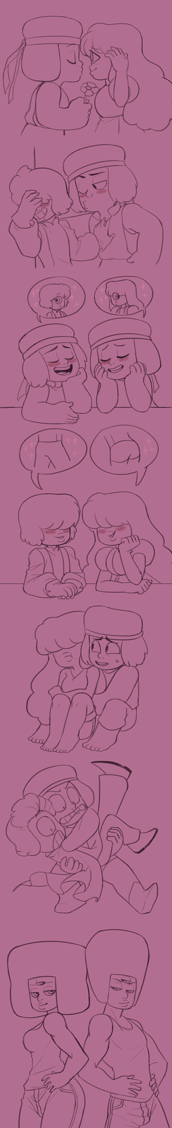 RxS doods by AllforCartoons