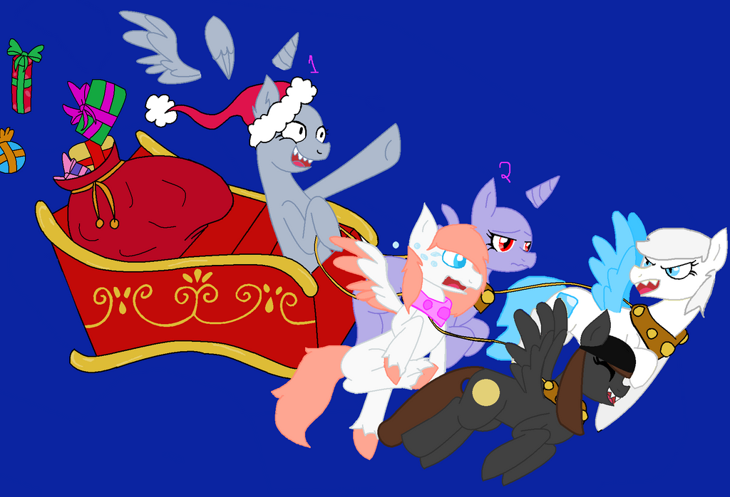Mlp Christmas collab (2 is still open) by The-Crazy-Canadian on ...