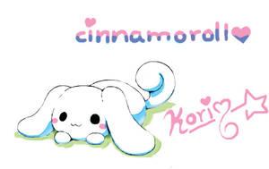 cinnamoroll by KoriArredondo